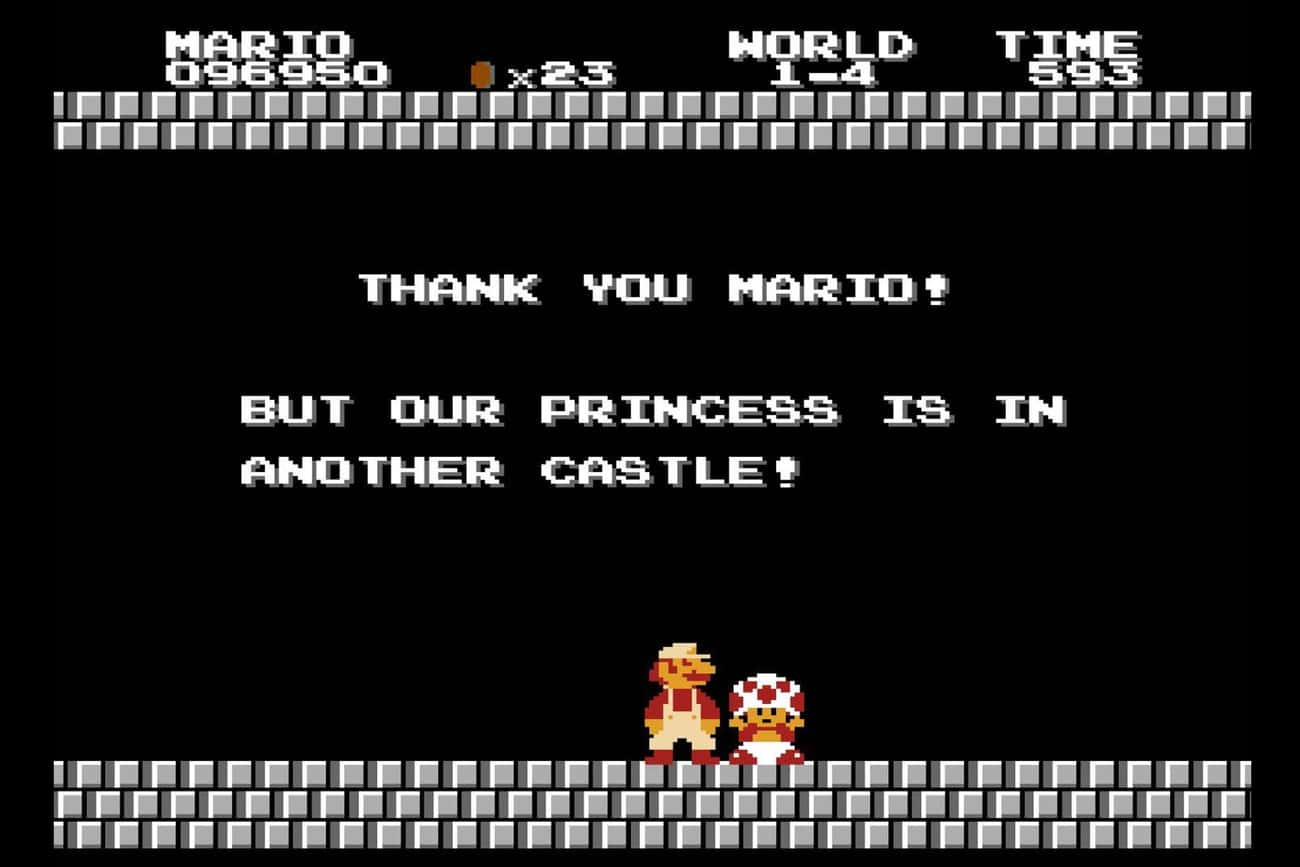 Peach Is Straight-Up Having An Affair With Bowser