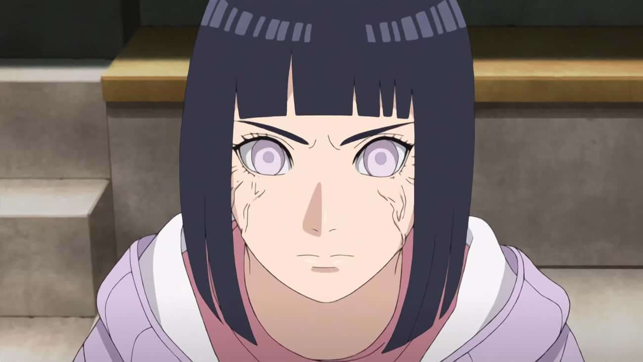 The Hyuuga Clan - 'Naruto'