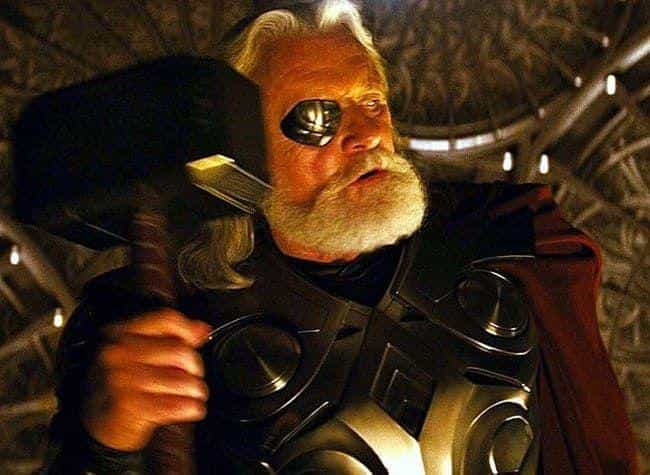 Anthony Hopkins Improvis... is listed (or ranked) 1 on the list Surprising Facts And Trivia About The MCU Even Die-Hard Fans Don't Know