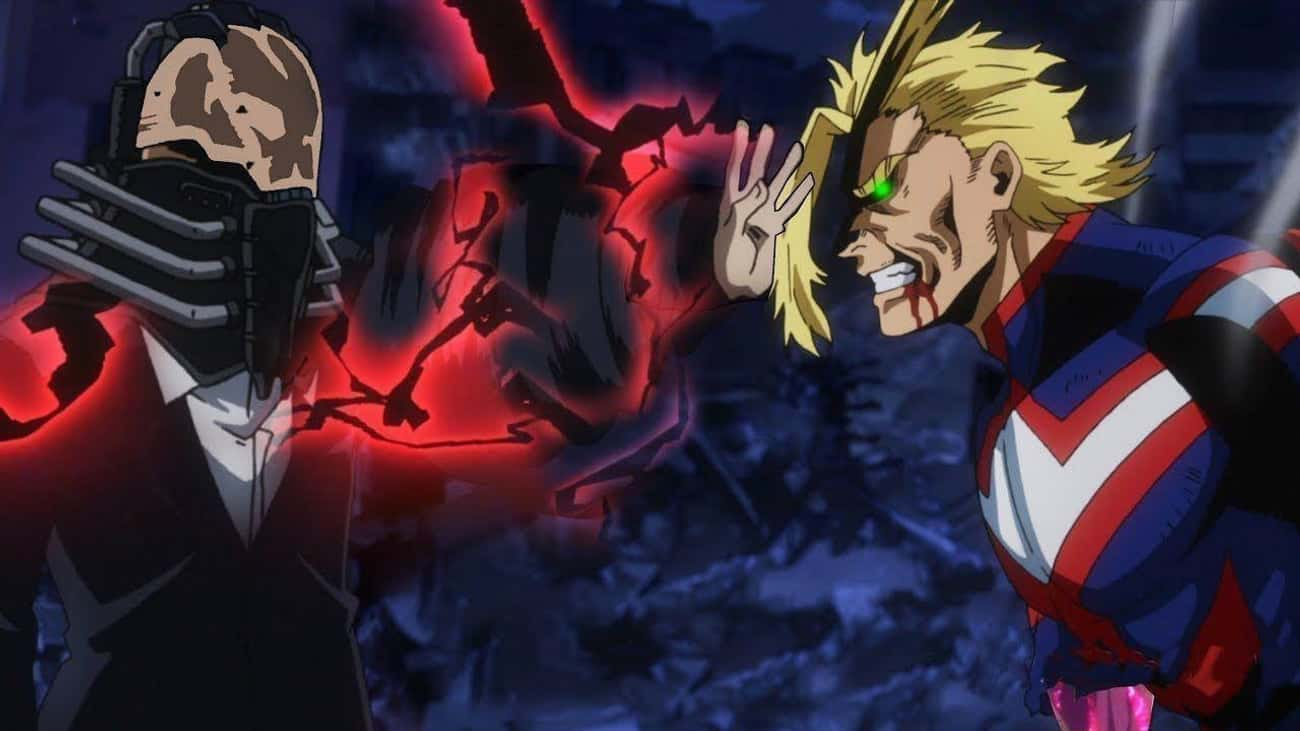 All Might & One For All - 'My  is listed (or ranked) 3 on the list The 15 Strongest Hero/Villain Duos In Anime History, Ranked