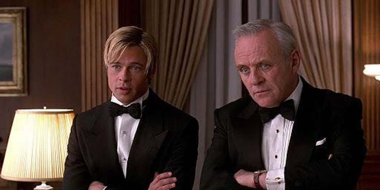 It's Hard To Let Go is listed (or ranked) 2 on the list The Best 'Meet Joe Black' Quotes Will Help You Learn About Love