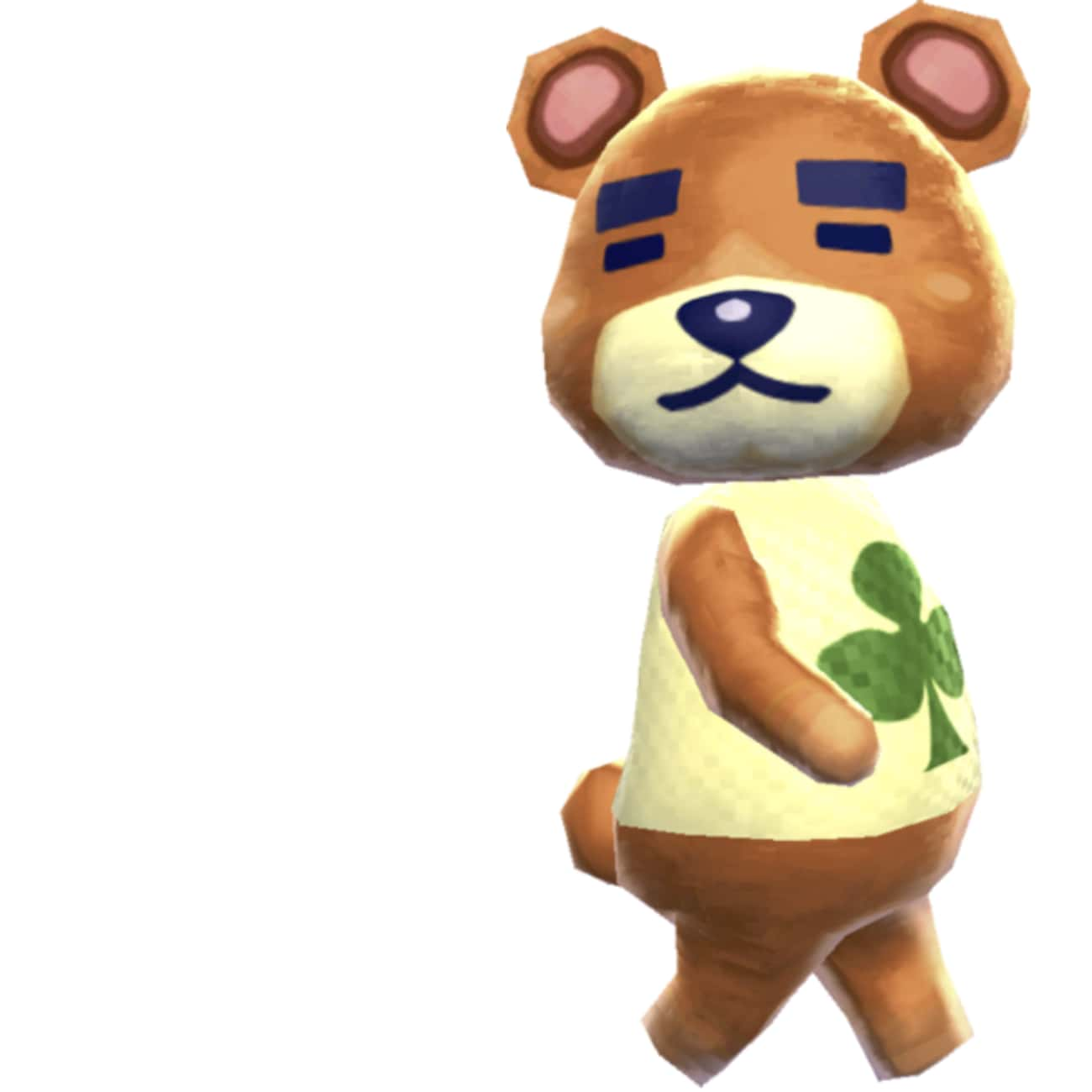 Ranking The 14 Best Bear Villagers In 'Animal Crossing'