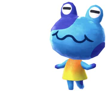 Jeremiah is listed (or ranked) 1 on the list Who's Your Favorite Frog Villager In 'Animal Crossing: New Horizons'?