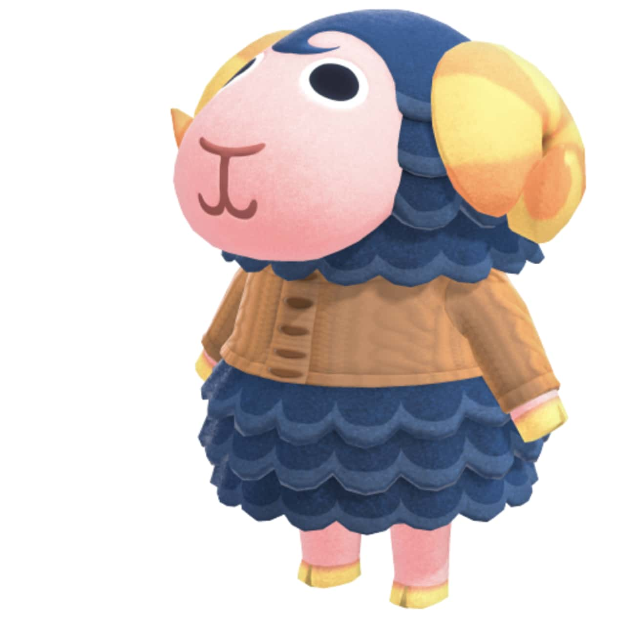 Eunice is listed (or ranked) 4 on the list Who's Your Favorite Sheep Villager In 'Animal Crossing: New Horizons'?