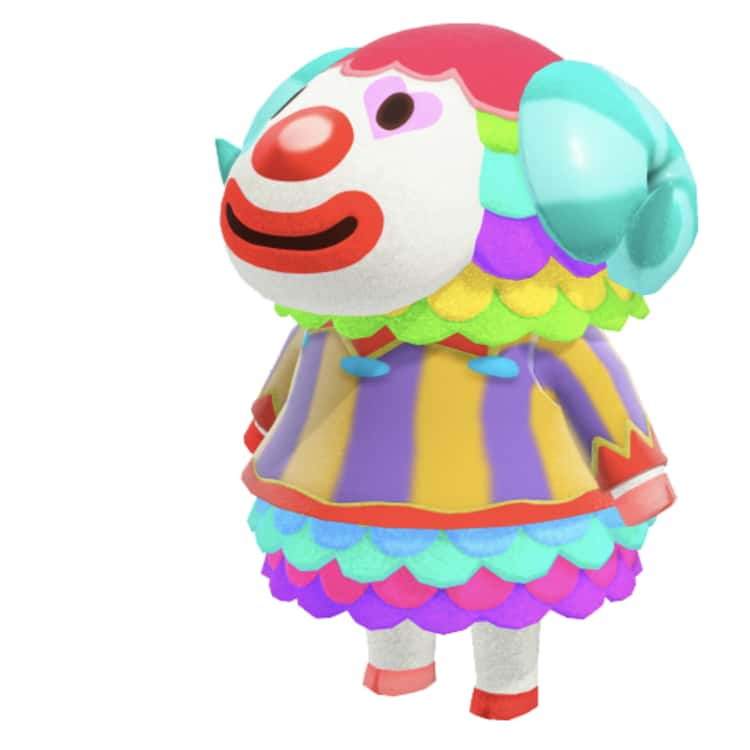 Ranking The 12 Best Sheep Villagers In Animal Crossing