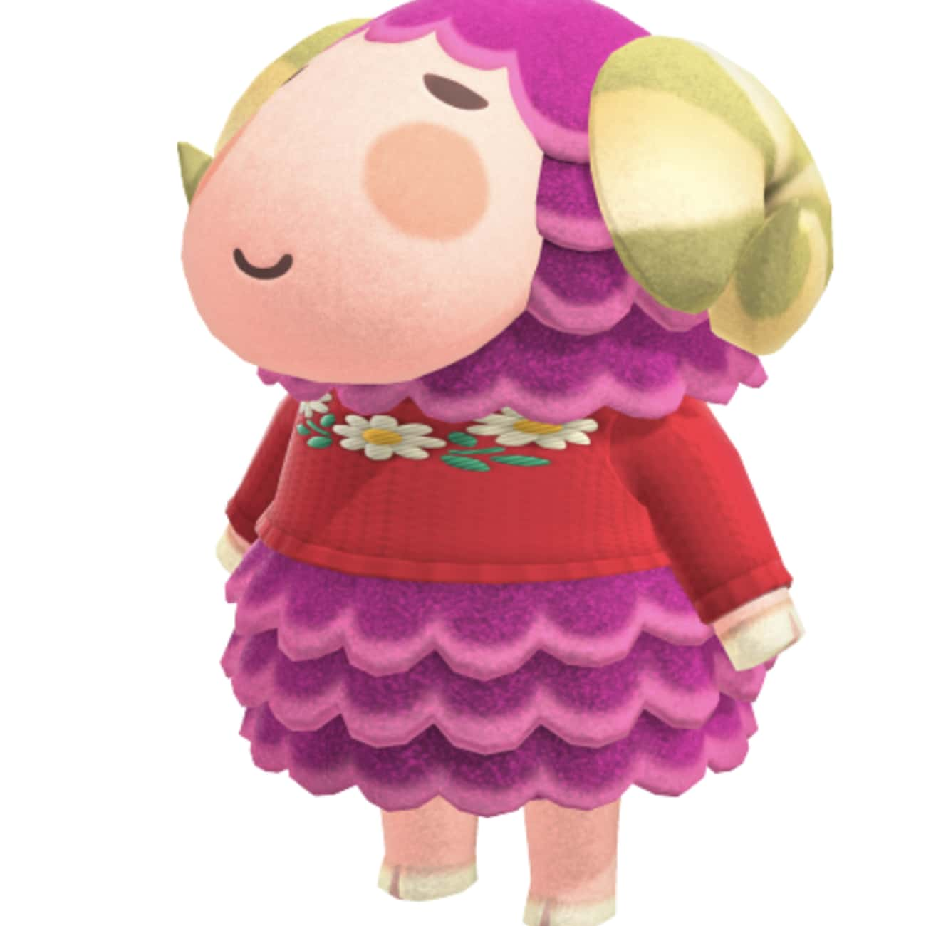 Stella is listed (or ranked) 1 on the list Who's Your Favorite Sheep Villager In 'Animal Crossing: New Horizons'?