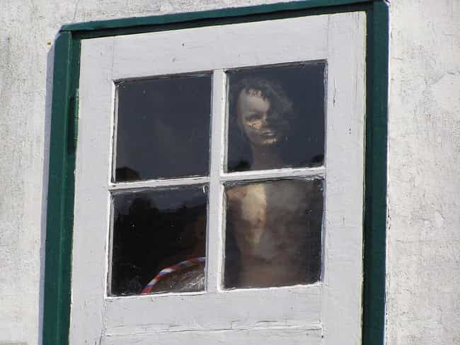 The Void Stares Back is listed (or ranked) 2 on the list Creepy Dolls, Dummies, And Mannequins Spotted In Windows From The Street