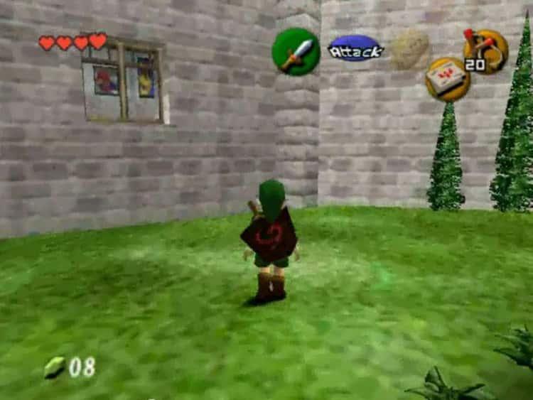 Portraits Of Mario And Luigi Hang In Zelda's Castle