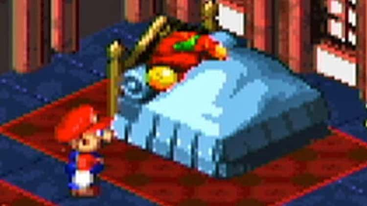 Link And Samus Appear In 'Super Mario RPG: Legend of the Seven Stars '