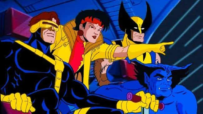 Character Arcs Were In-D... is listed (or ranked) 1 on the list The X-Men '90s Cartoon Is The Best Take On X-Men