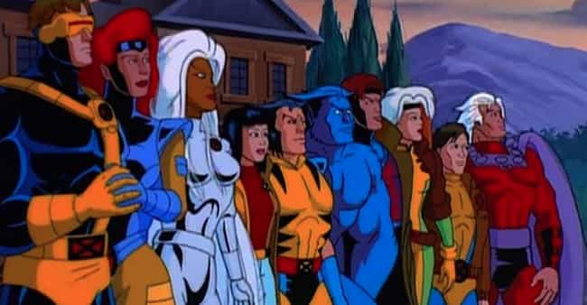 The Lineup Was Classic ... is listed (or ranked) 3 on the list The X-Men '90s Cartoon Is The Best Take On X-Men