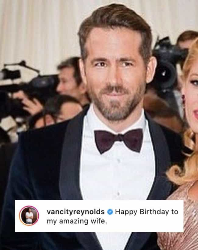 Cropped Blake Out On Her... is listed (or ranked) 2 on the list Ryan Reynolds And Blake Lively Can't Stop Roasting Each Other, And We Love It