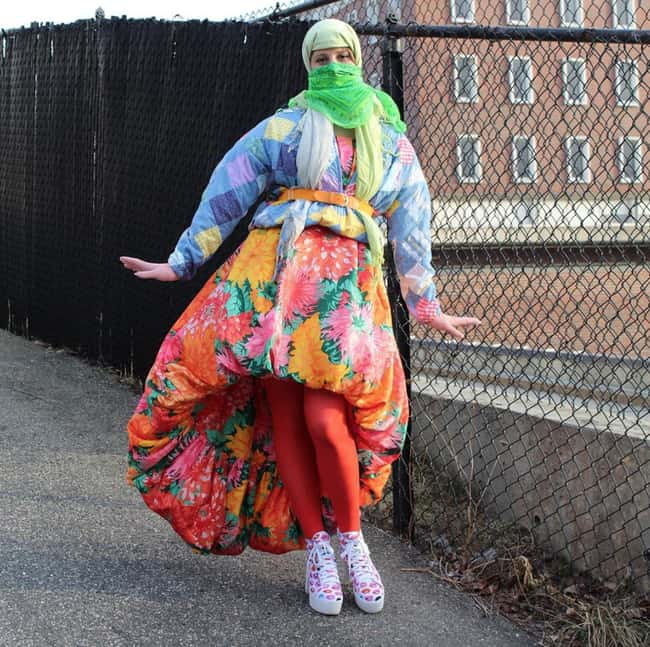 When The Met Gala Theme Is #CO is listed (or ranked) 20 on the list Chic Quarantine Outfits That Make Us Love Social Distancing