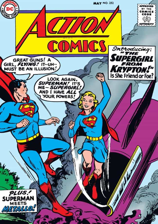 The Supergirl From Krypt... is listed (or ranked) 1 on the list The Best Supergirl Storylines To Get To KnowKara Zor-El