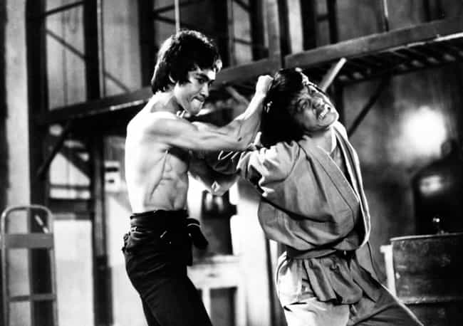 Bruce Lee Accidentally H... is listed (or ranked) 4 on the list 14 Movie Fight Scenes Where The Actors Threw Real Punches