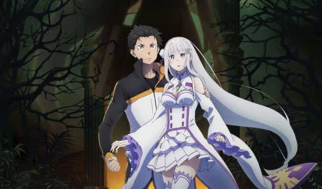 Re:Zero: Season 2 is listed (or ranked) 2 on the list Summer 2020 Anime: Here Are The Series You Should Look Forward To