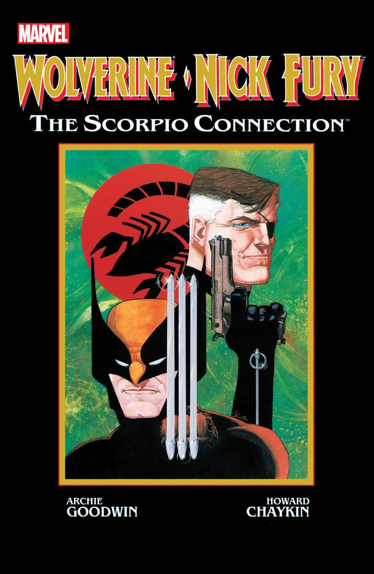 The Scorpio Connection is listed (or ranked) 3 on the list The Best Nick Fury Storylines To Get To Know The Character
