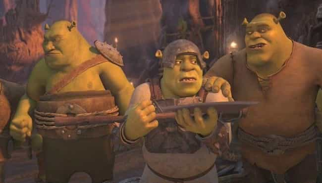 Shrek Was Exiled From Th... is listed (or ranked) 3 on the list Shrek Fan Theories That Add Another Chapter To The Fairytale