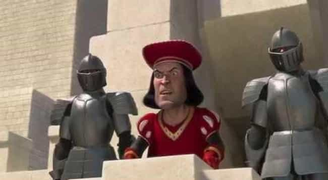 Lord Farquaad Is A Dicta... is listed (or ranked) 4 on the list Shrek Fan Theories That Add Another Chapter To The Fairytale