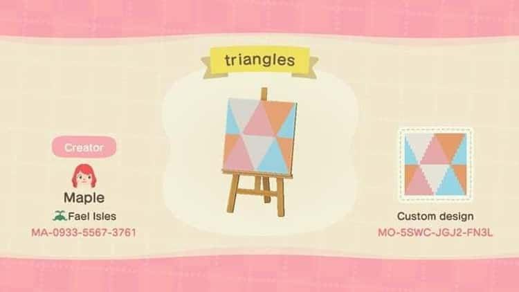 20 Wallpaper Qr Codes For Animal Crossing New Horizons