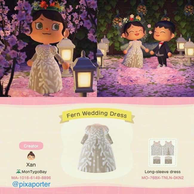 30 Amazing Dress Designs For 'Animal Crossing: New Horizons