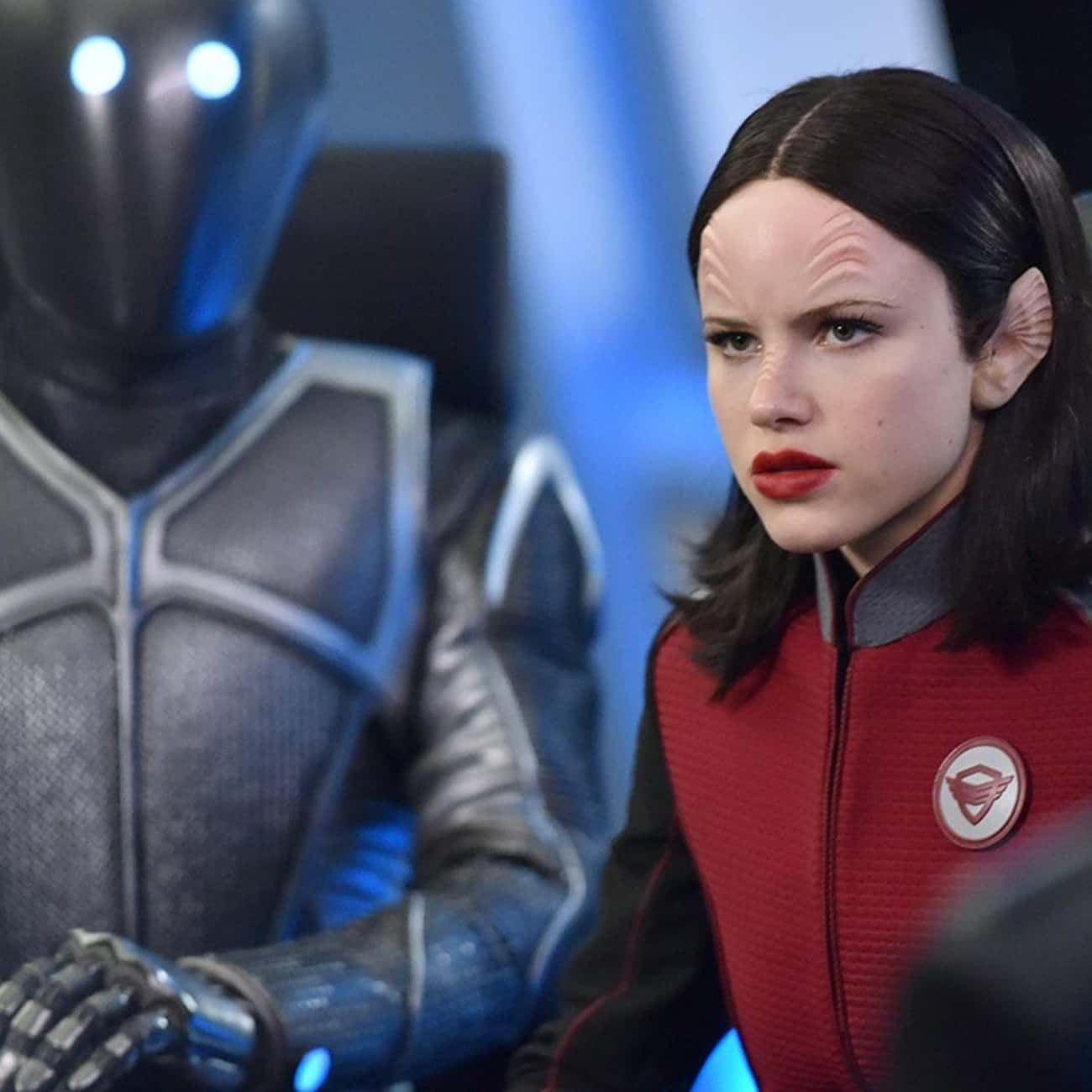 Firestorm is listed (or ranked) 2 on the list The Best Episodes of 'The Orville'