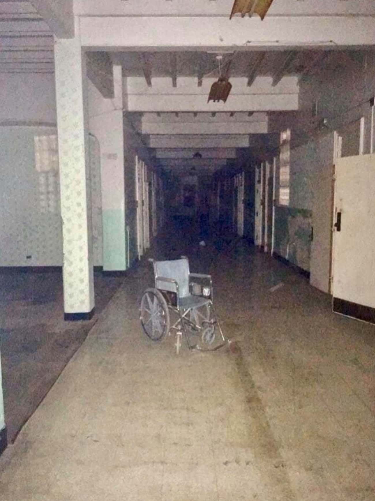 Paranormal Hospital? is listed (or ranked) 4 on the list Graveyard Shift Readers Shared Creepy 'When You See It' Moments