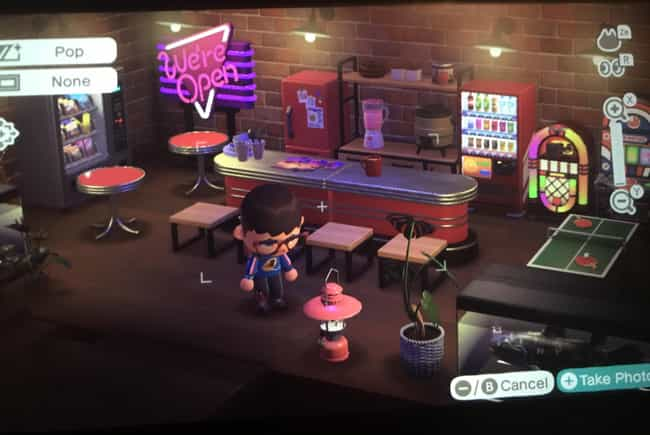 The 50 Coolest 'Animal Crossing' Room Designs We've Seen So on Animal Crossing New Horizons Living Room Ideas  id=14975