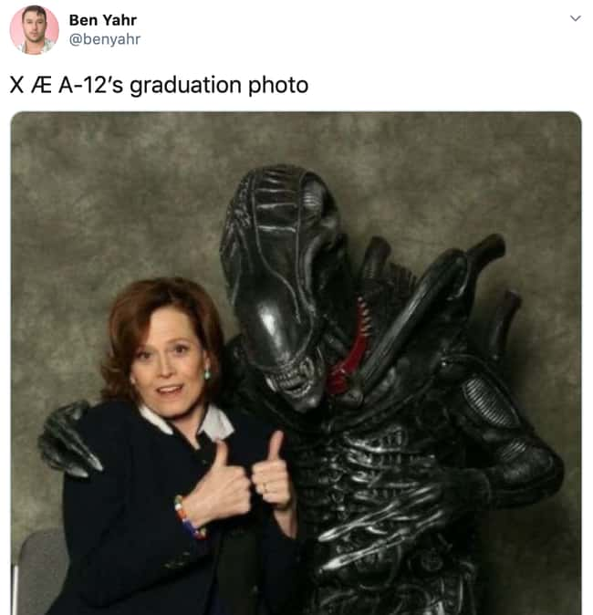 Mother And Child Reunion is listed (or ranked) 12 on the list 32 Funny Memes About Elon Musk And Grimes Possibly Naming Their Baby 'XÆA-12'