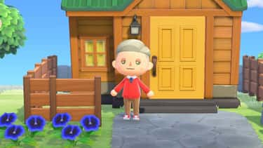 Mister Rogers is listed (or ranked) 6 on the list Movies And TV Shows Recreated In Animal Crossing