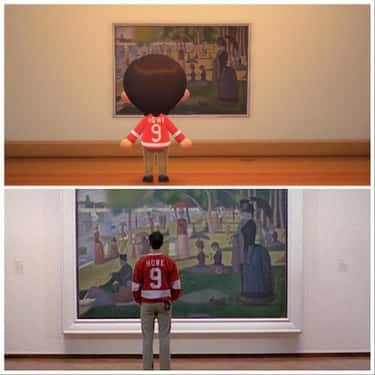 Ferris Bueller's Day Off is listed (or ranked) 5 on the list Movies And TV Shows Recreated In Animal Crossing