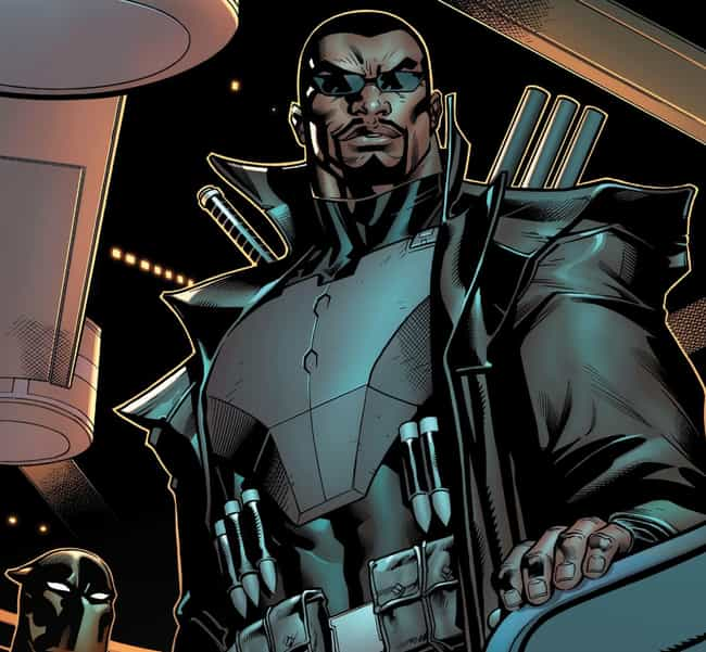 It Elevates A C-Level Co... is listed (or ranked) 2 on the list 'Blade' Paved The Way For The MCU A Decade Before 'Iron Man'
