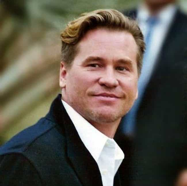 He Grew Up Riding Horses... is listed (or ranked) 1 on the list Interesting Facts About Val Kilmer That Might Surprise You