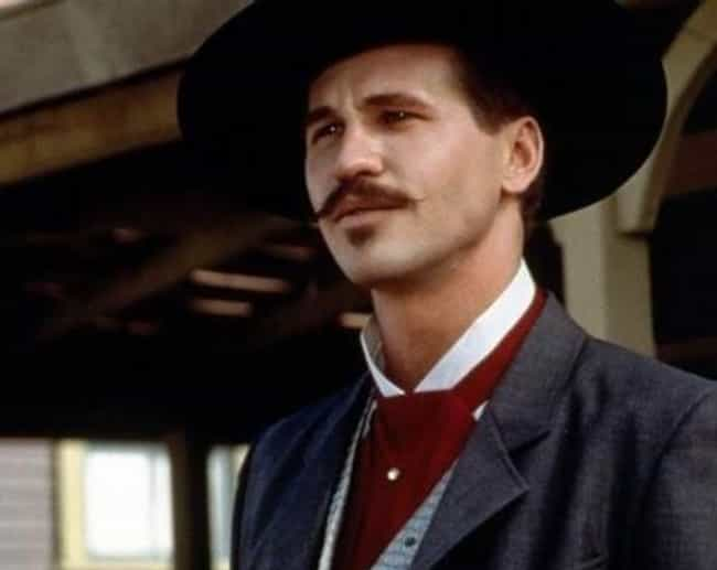 His Book Is Named After ... is listed (or ranked) 4 on the list Interesting Facts About Val Kilmer That Might Surprise You