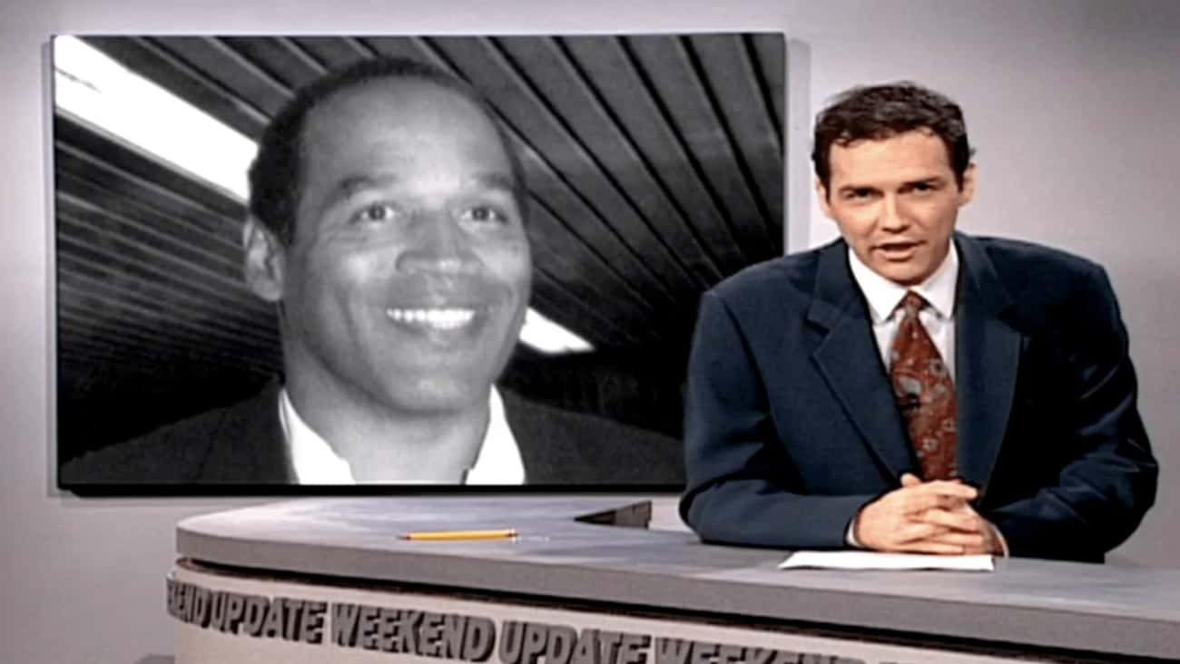 Weekend Update is listed (or ranked) 1 on the list Norm Macdonald's Most Underrated Projects, Ranked