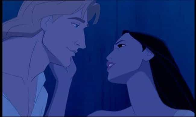 I Can't Leave You is listed (or ranked) 2 on the list The Most Memorable 'Pocahontas' Quotes