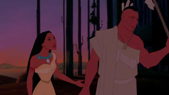 I Love Him, Father is listed (or ranked) 4 on the list The Most Memorable 'Pocahontas' Quotes