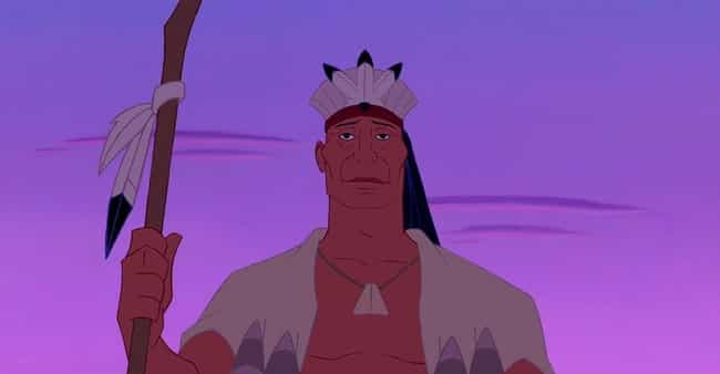 Courage and Understandin... is listed (or ranked) 3 on the list The Most Memorable 'Pocahontas' Quotes