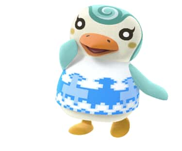 Sprinkle is listed (or ranked) 1 on the list Who's Your Favorite Penguin Villager In 'Animal Crossing: New Horizons'?