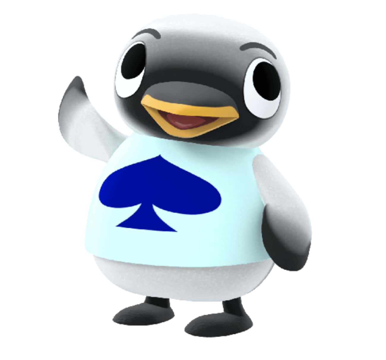 penguin villagers animal crossing ranked