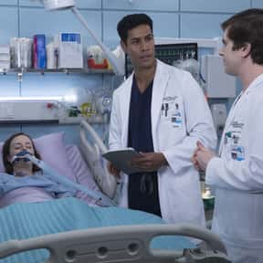 Apple is listed (or ranked) 9 on the list The Best Episodes of 'The Good Doctor'