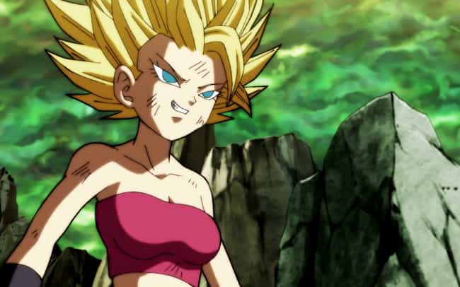 Super Saiyans Are Blonde... is listed (or ranked) 1 on the list 15 Things You Didn't Know About Saiyans In Dragon Ball