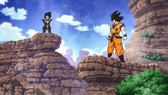 Goku Has Never Actually ... is listed (or ranked) 2 on the list 15 Things You Didn't Know About Saiyans In Dragon Ball