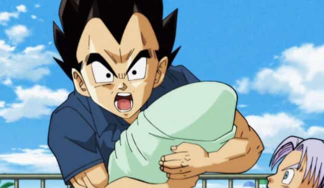 Vegeta Planned To Give H... is listed (or ranked) 4 on the list 15 Things You Didn't Know About Saiyans In Dragon Ball