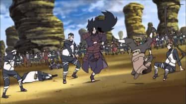 The Shinobi Alliance Is A Joke ToMadara UchihaIn 'Naruto'