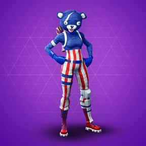 Fireworks Team Leader is listed (or ranked) 2 on the list The Best Epic Skins In 'Fortnite'