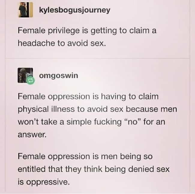 Having To Claim Physical... is listed (or ranked) 3 on the list 24 Times Women Clapped Back At Obvious Sexism And It Was Excellent