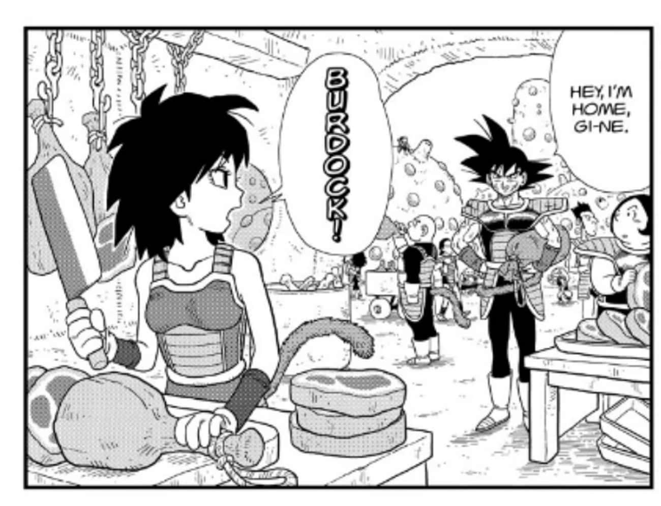 Goku's Mother Makes Her First  is listed (or ranked) 3 on the list Here's What You're Missing If You Don't Read Dragon Ball Minus