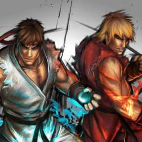 Ryu & Ken is listed (or ranked) 18 on the list The 30+ Best Video Game Duos of All Time