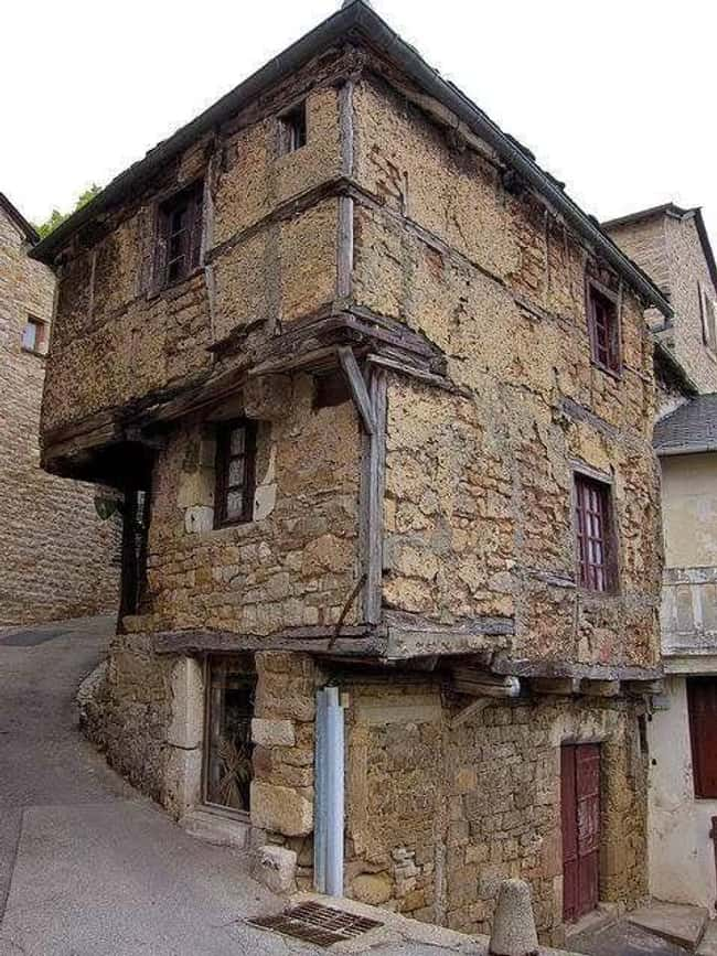 Maison de Jeanne, France (c. 1 is listed (or ranked) 12 on the list The Oldest Houses In The World That Are Somehow Still Standing
